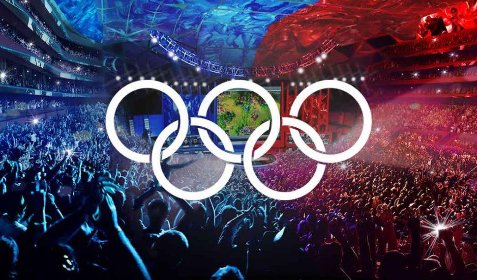 Esports toernooi door Intel en Internationaal Olympisch Comité