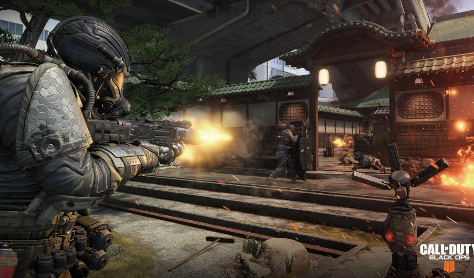 Multiplayer vooral anders in Call of Duty Black Ops 4