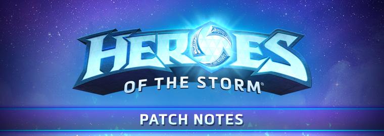Er verandert veel in de nieuwe Heroes of the Storm patch
