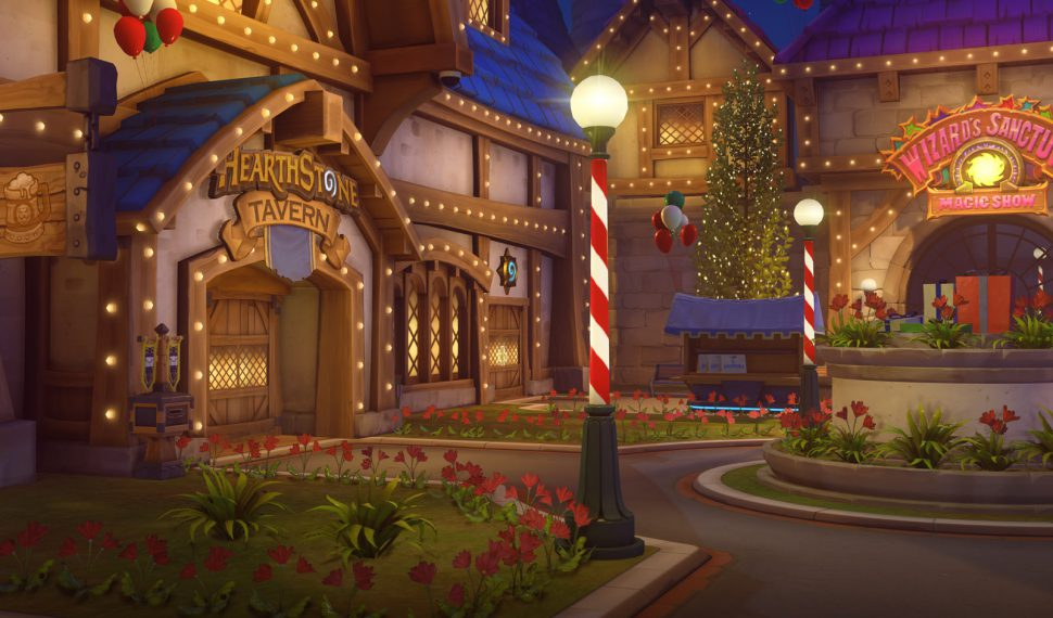 Winter Wonderland van Overwatch is weer terug in 2018