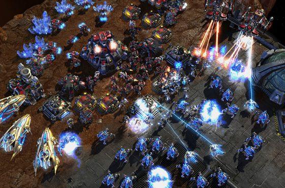 StarCraft II in het jaar 2019
