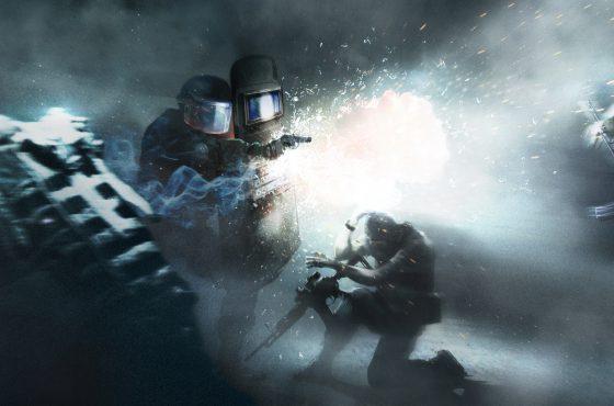 Problemen met operator Blitz in Rainbow Six Siege
