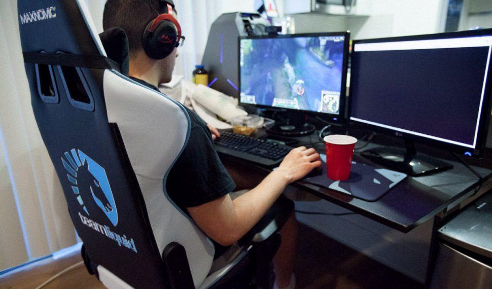 Pro Gamer Leven
