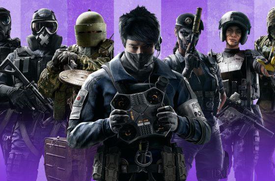 Shotguns of SMG's voor defenders in Rainbow Six Siege